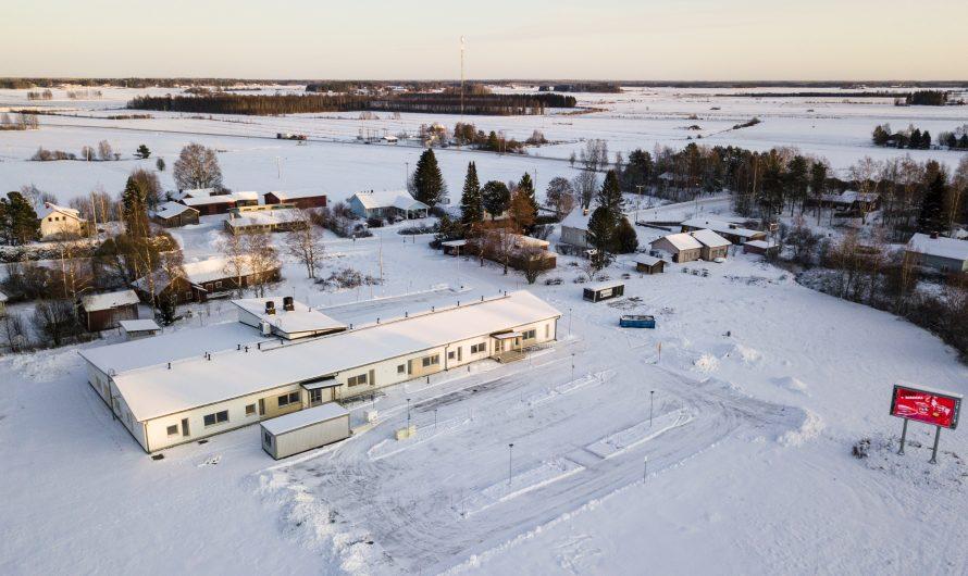 Hyvinvointikeskus otetaan käyttöön tammikuussa