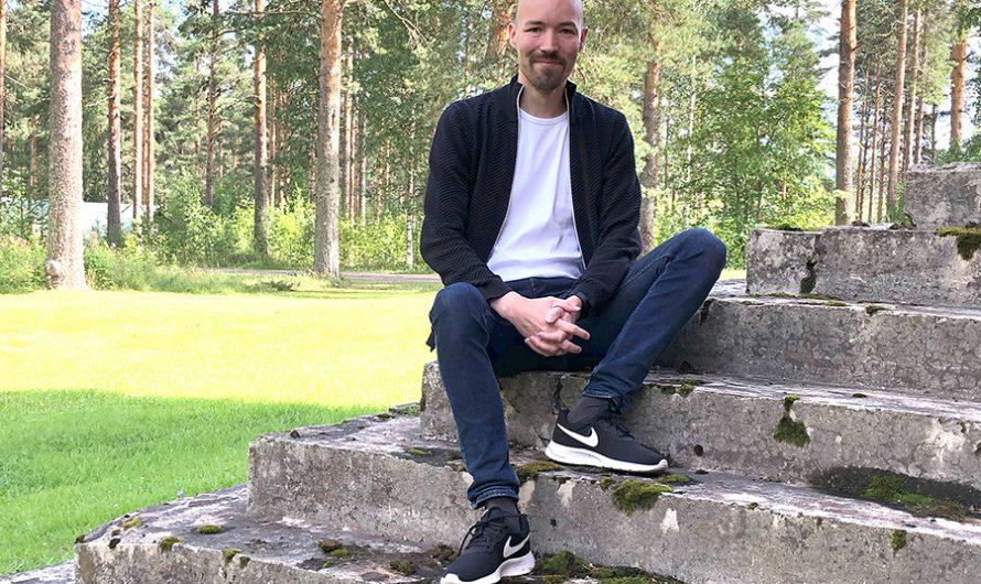 Ville Järvinen aloitti Sievin kirkkoherrana
